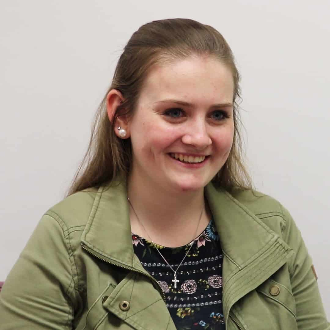 Laura Cooley, student