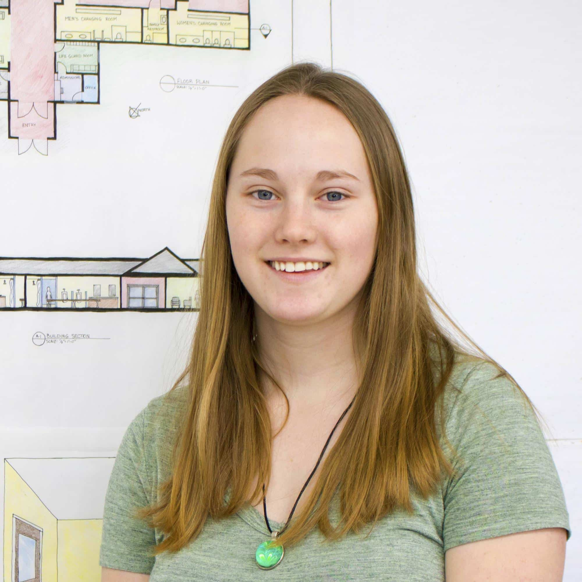 Vanessa Griswold, student, architectural engineering