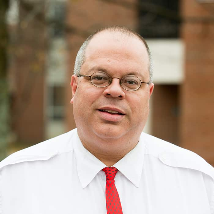 Scott Sabol, faculty member, architectural engineering