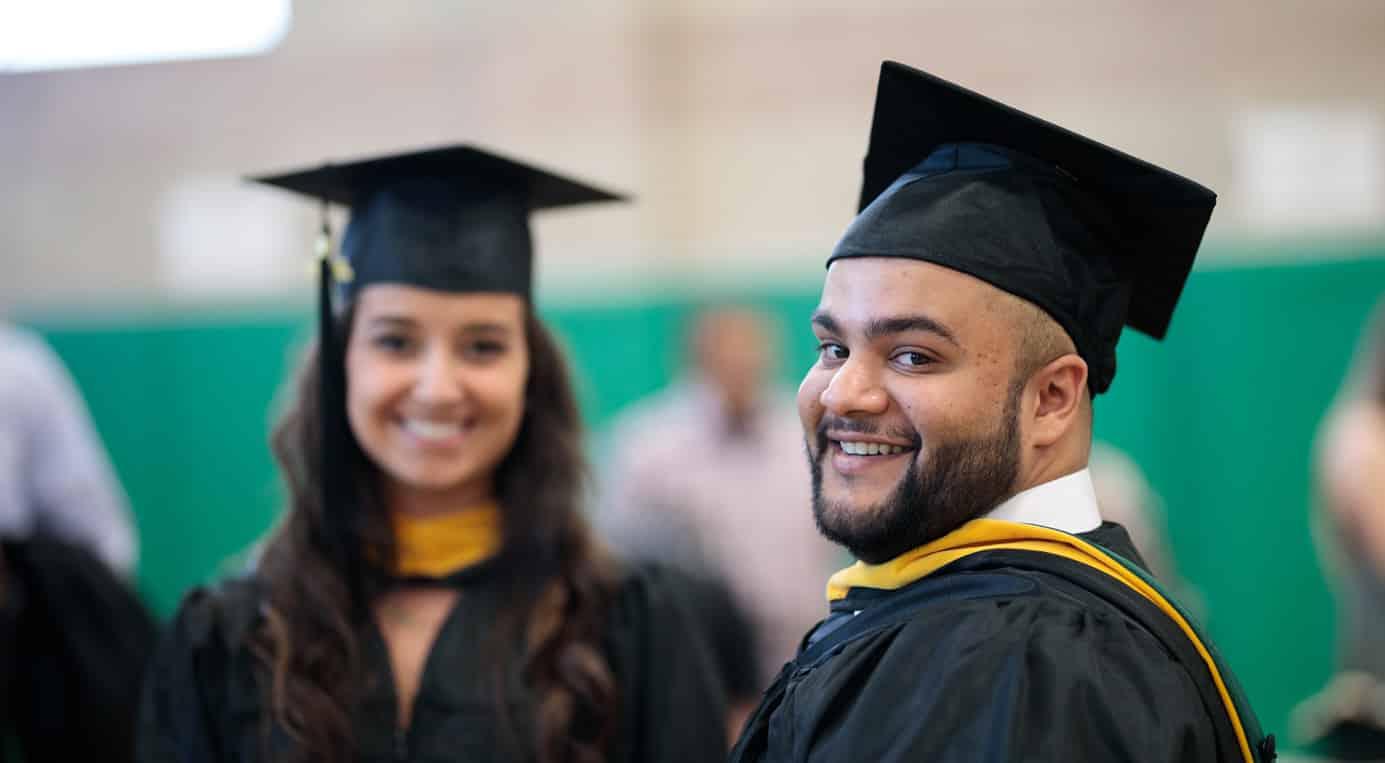 commencement, graduation, male student, female student, diversity