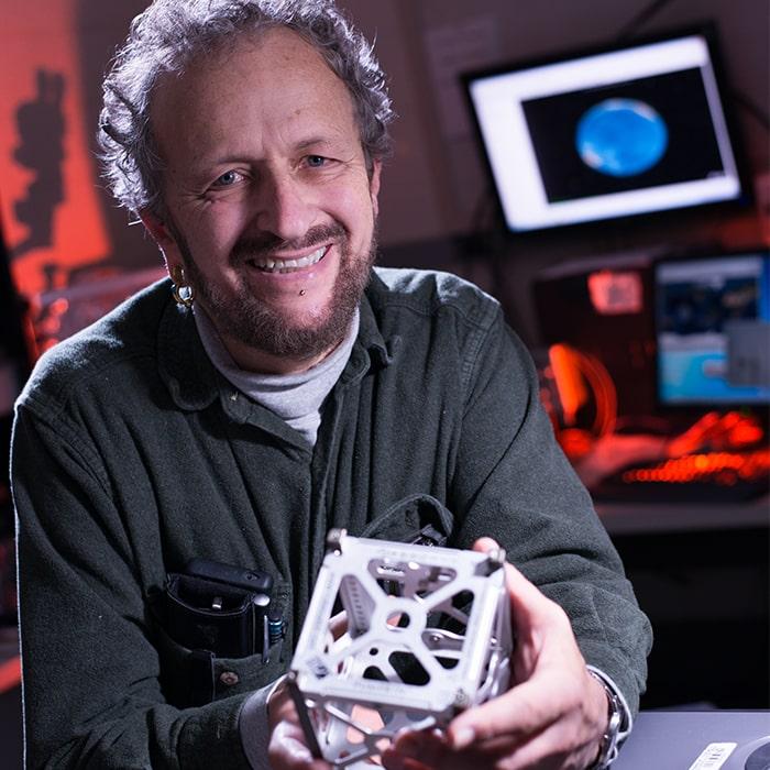 Carl Brandon, faculty member, science