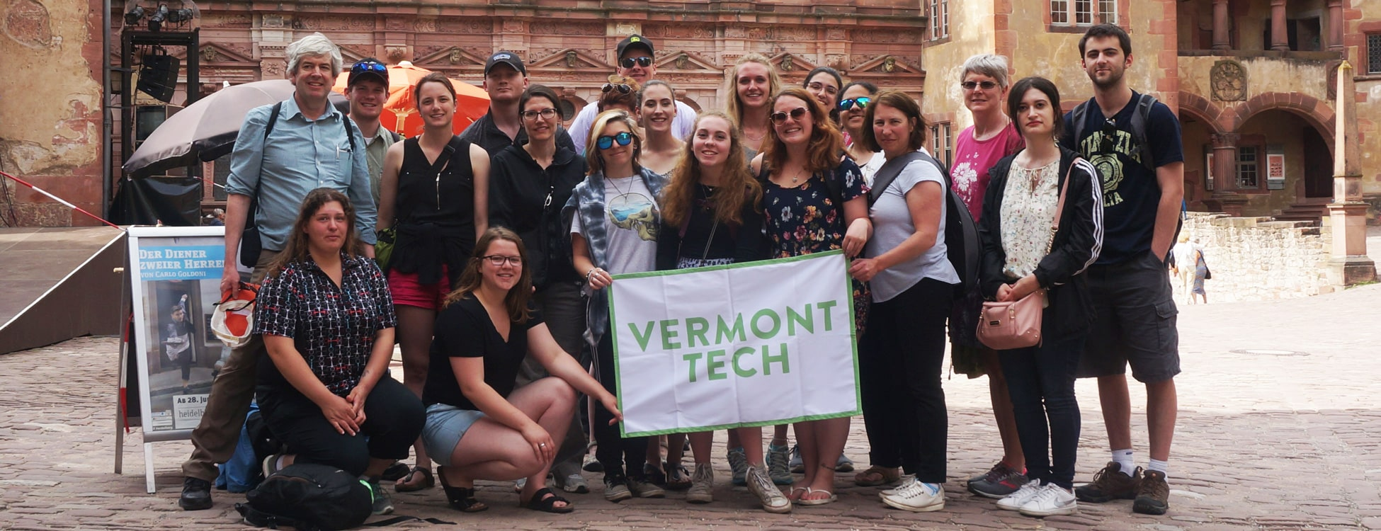 student group travels abroad, architectural engineering, fun