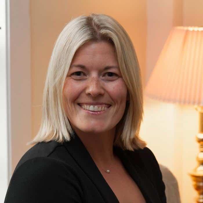 Karen Cote, faculty member, nursing