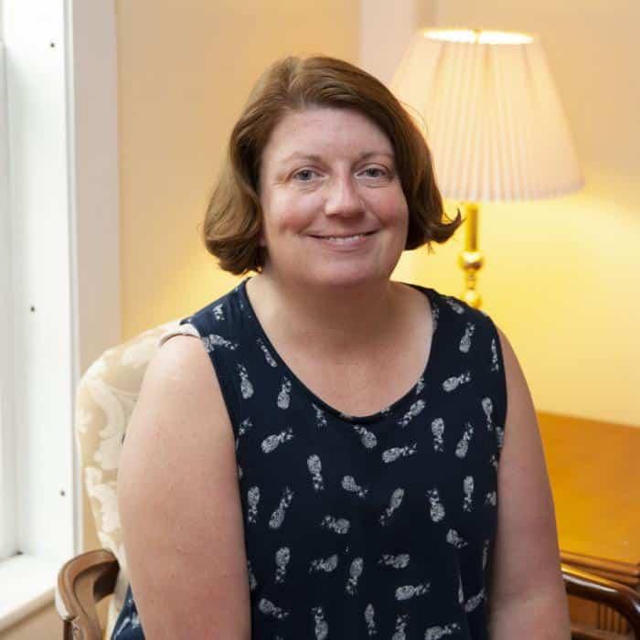 Cheryl Duby, faculty member, nursing