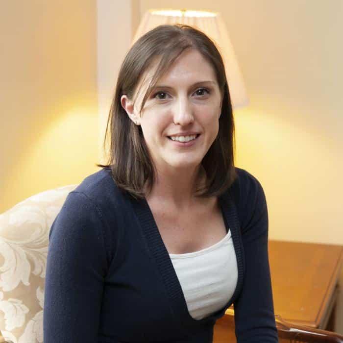 Bethany Crowley, faculty member, nursing