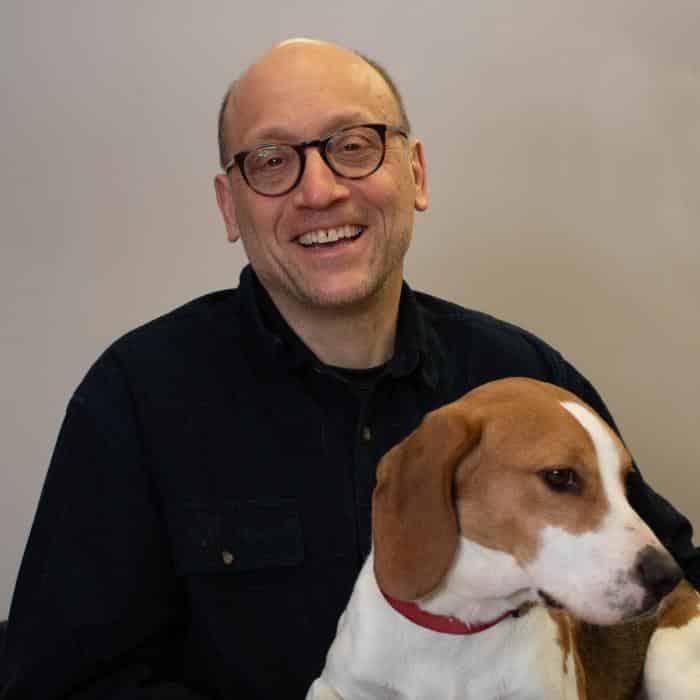 Thomas Hecimovich, faculty member, veterinary technology