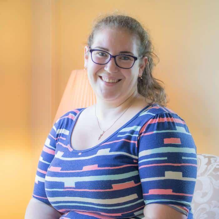 Jillian Golde, faculty member, nursing