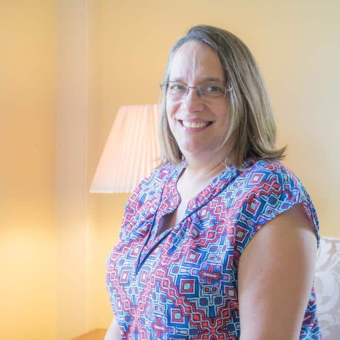 Catherine Dewey, faculty member, nursing