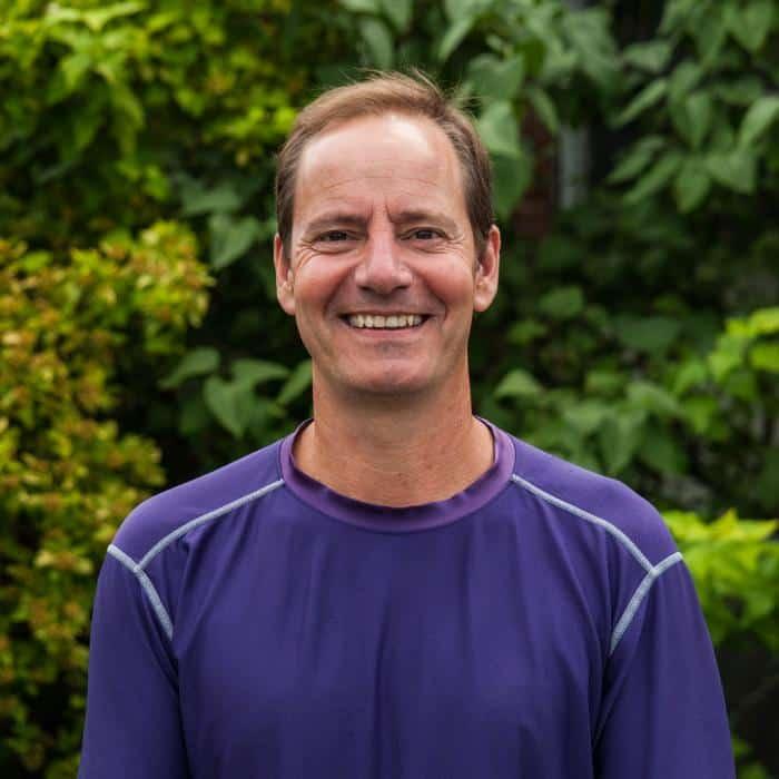 Jeff Higgins, faculty member, English