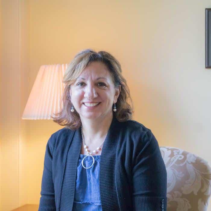 Sherry Barnard, faculty member, nursing