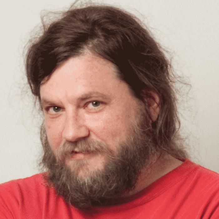 Craig Damon, faculty member, computer