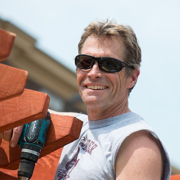 John Diebold, faculty member, civil engineering