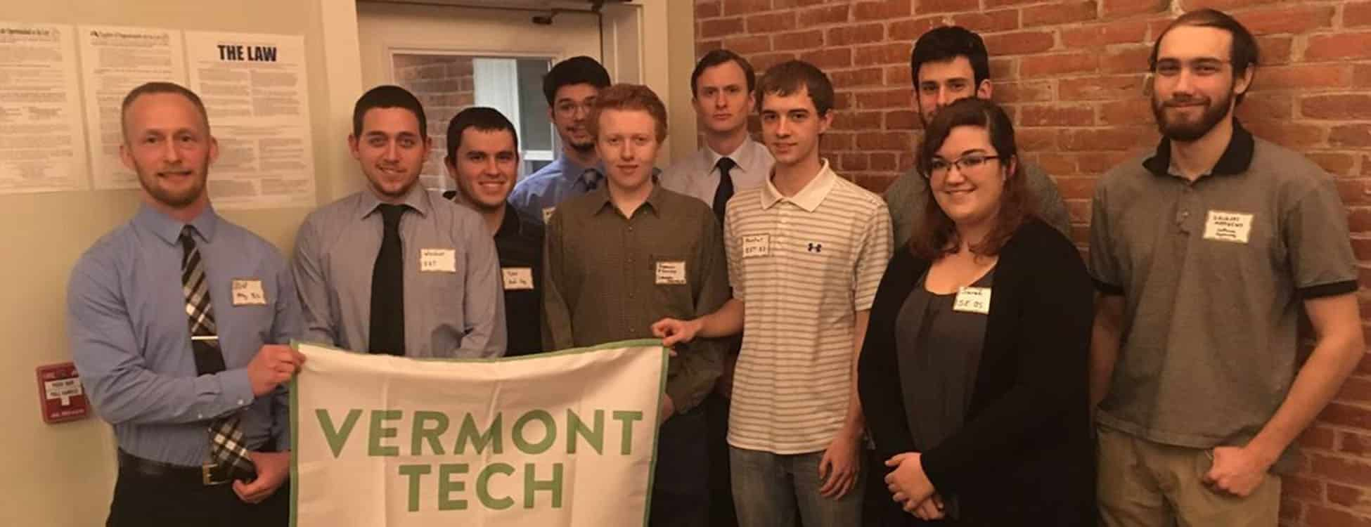 engineering technology awards, engineer week, students honored