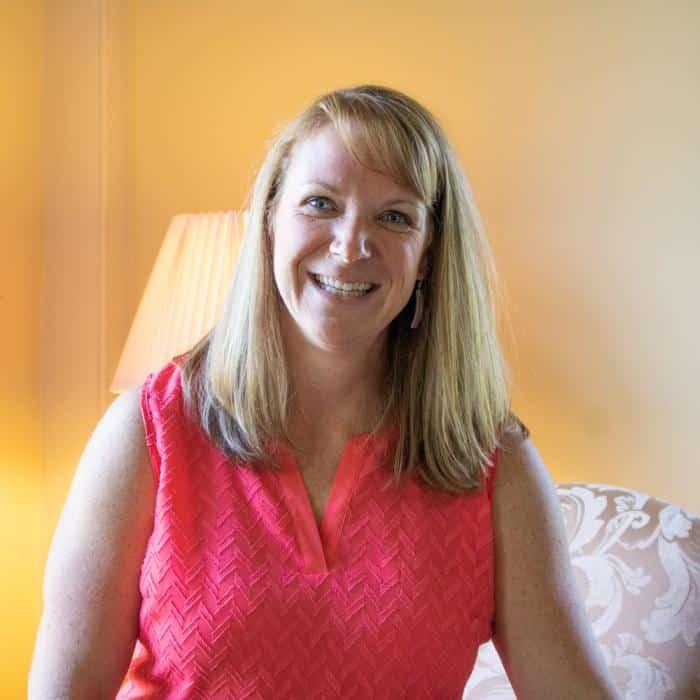 Mary Hill, faculty member, nursing