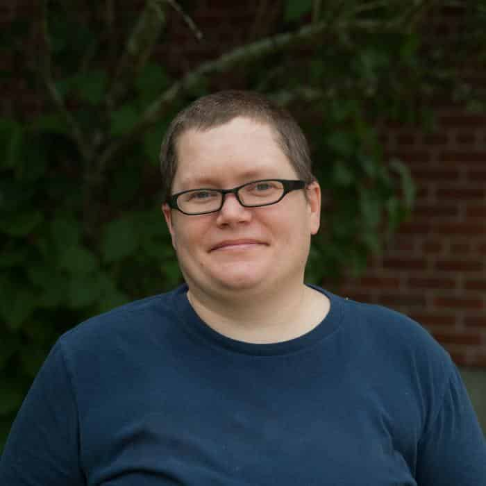 Rachel Repstad, faculty member, mathematics