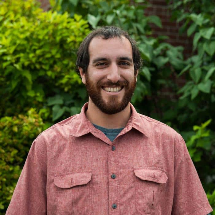 Ross Rieblappen, faculty member, science