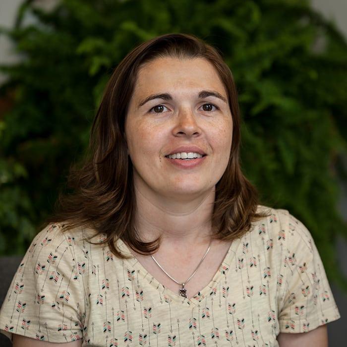 Amanda Perkins, faculty member, nursing