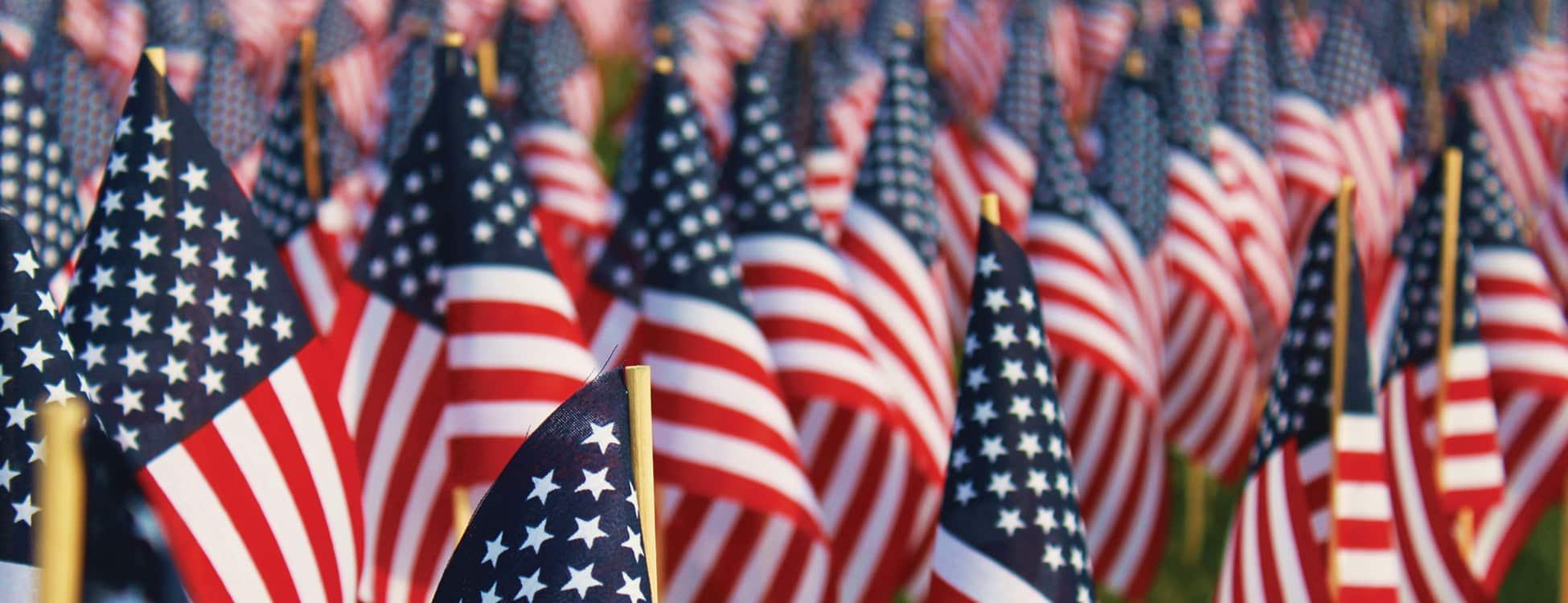 veterans, american flag, united states