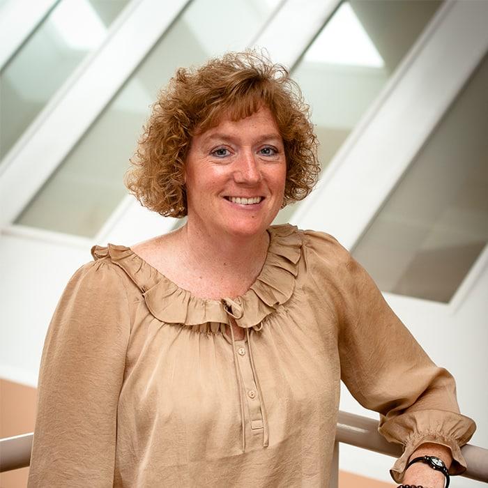 Carolyn Stanndard-Carlo, faculty member, nursing