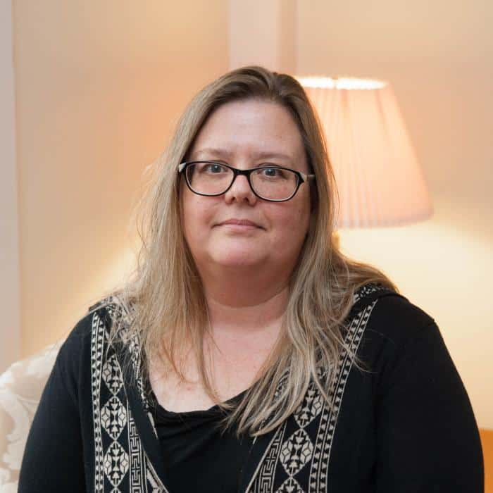 Krystina Laychak, faculty member, nursing