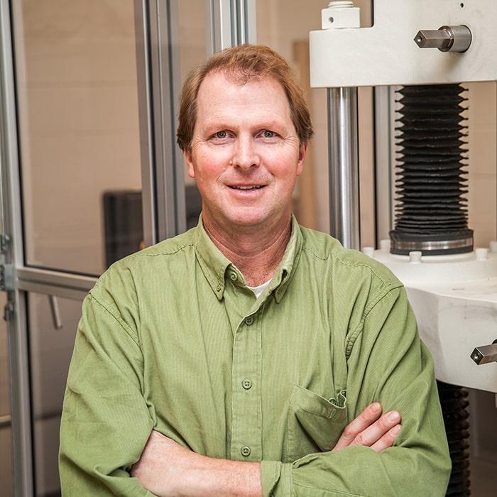 John Kidder, faculty member, renewable energy, manufacturing, mechanical