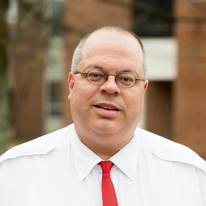 Scott Sabol, faculty member, architectural