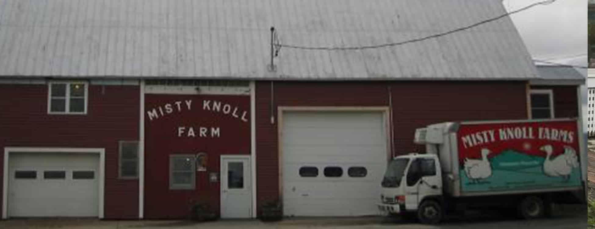 Misty Knoll Farm, alumnus John Palmer, entrepreneurship