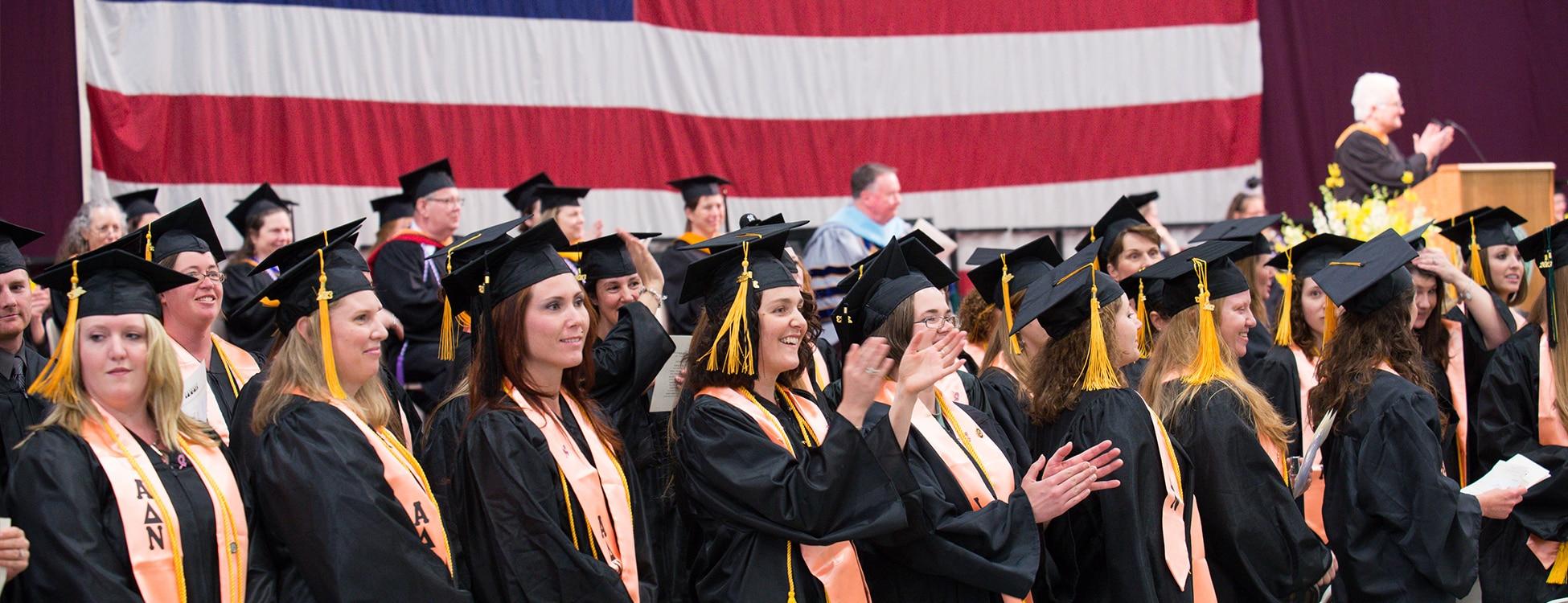 graduation, commencement ceremony