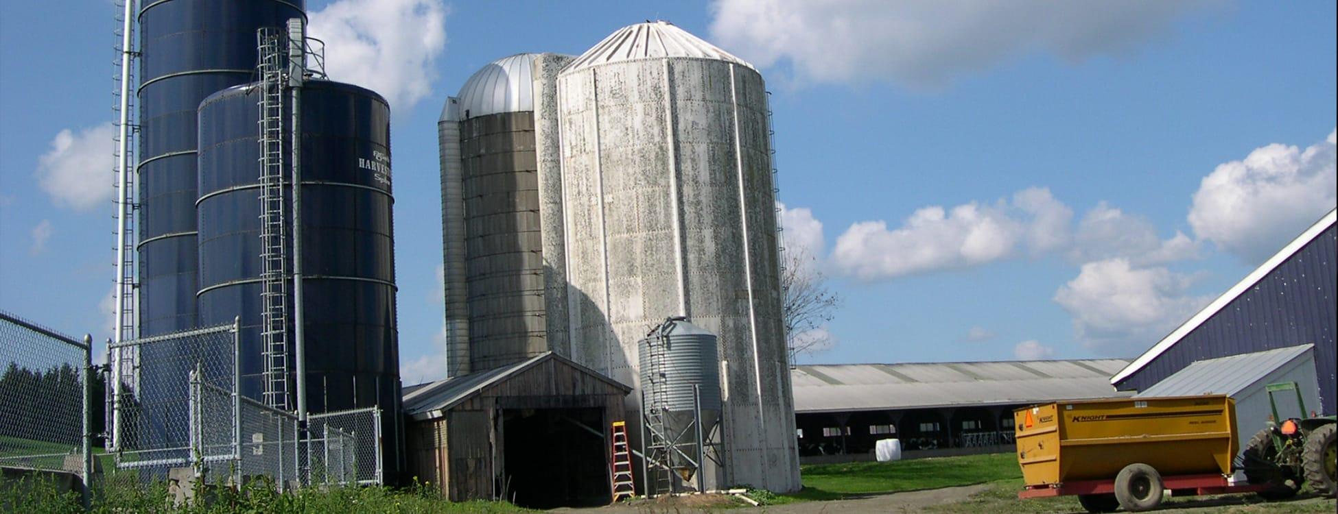Vermont Tech farm, Randolph Center