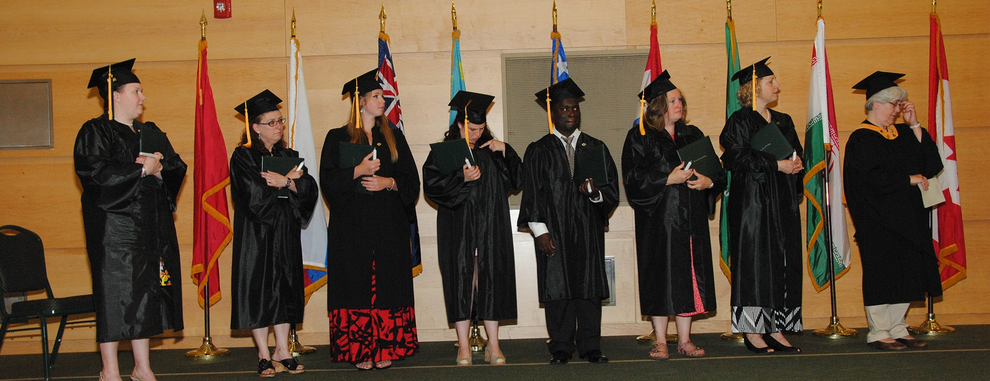 nursing, commencement, graduation