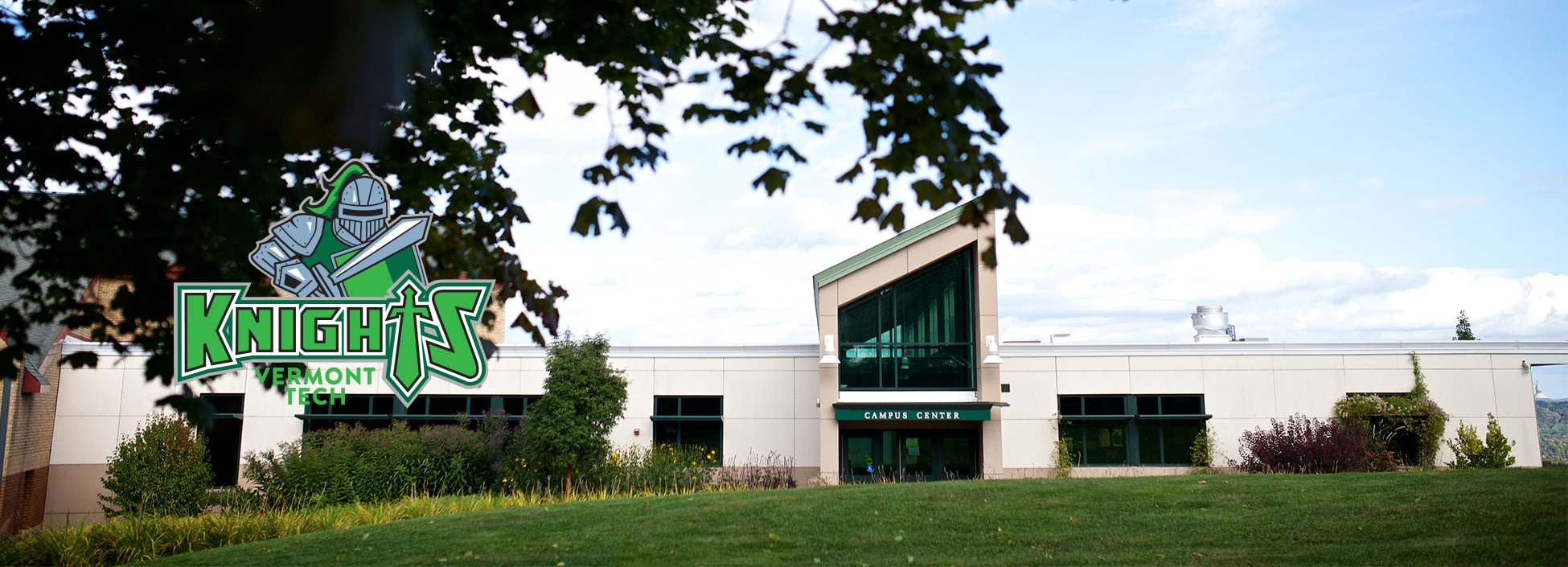 SHAPE Center, Vermont Tech athletics, green knight