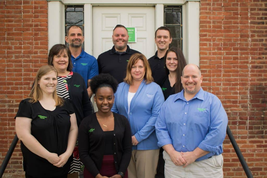 Office of Admissions staff photo