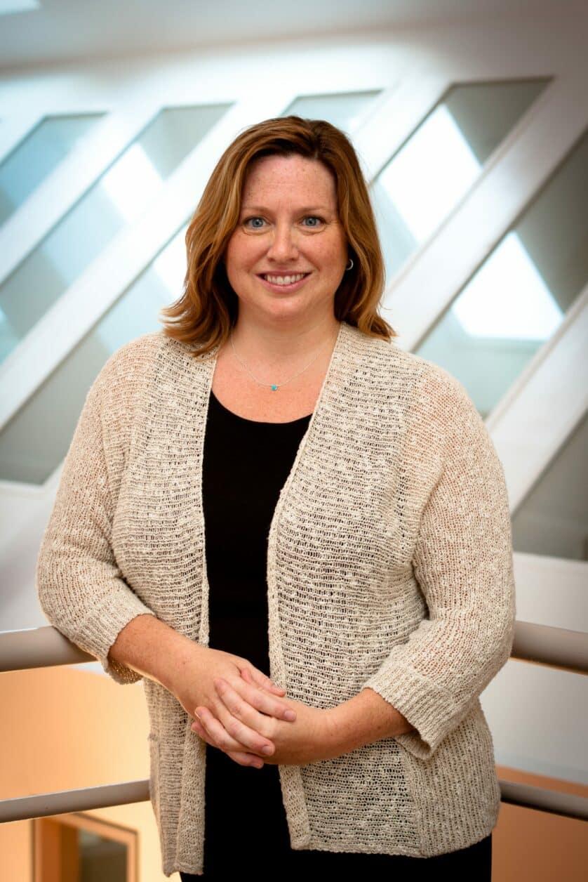 Jessica Van Deren, Admissions