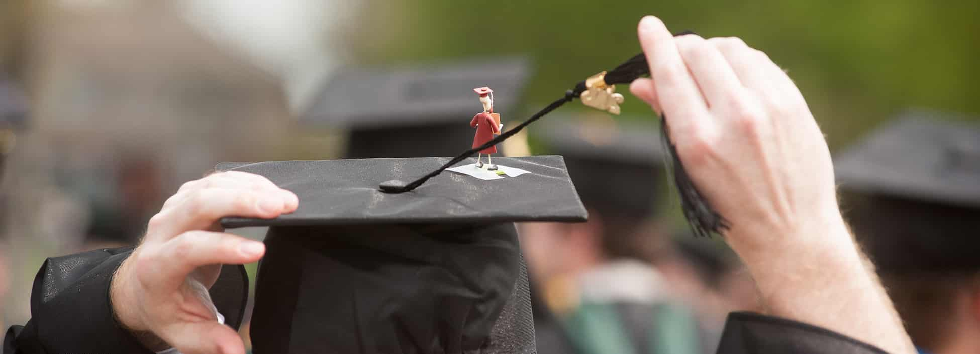 commencement, graduation, mortarboard, fun