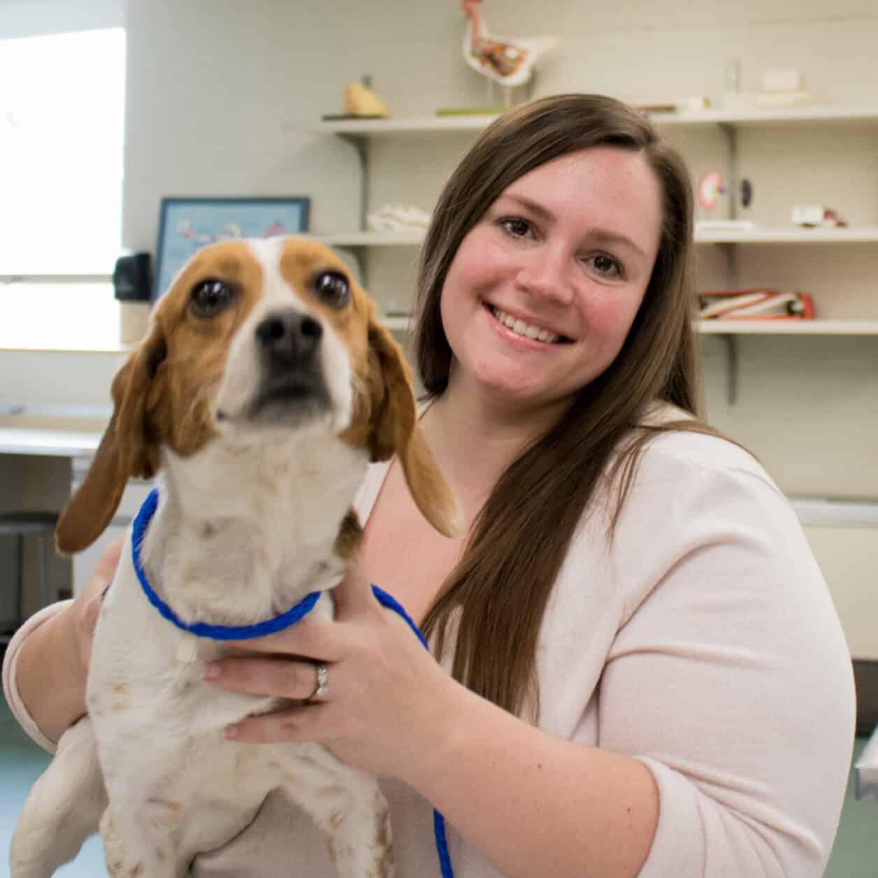 Kristen Sayers, Veterinary Technician