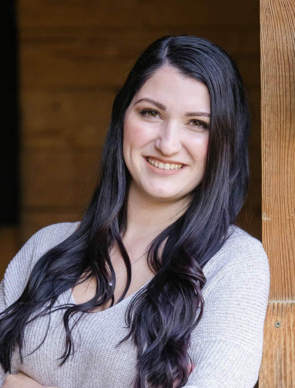 Cassandra Frink, Student