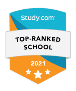Study.com Top 15 Best Bachelor's Degrees in Software Engineering seal