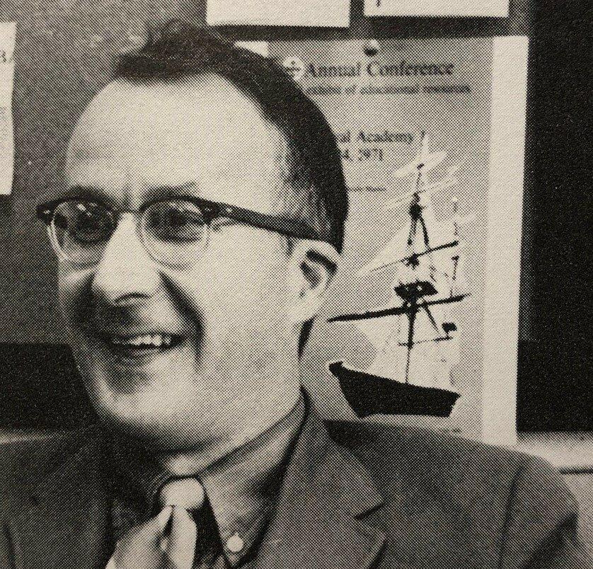 Byron Angell, Professor Emeritus